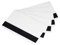 Evolis Plastikkarten weiß 30mil HICO-C4003
