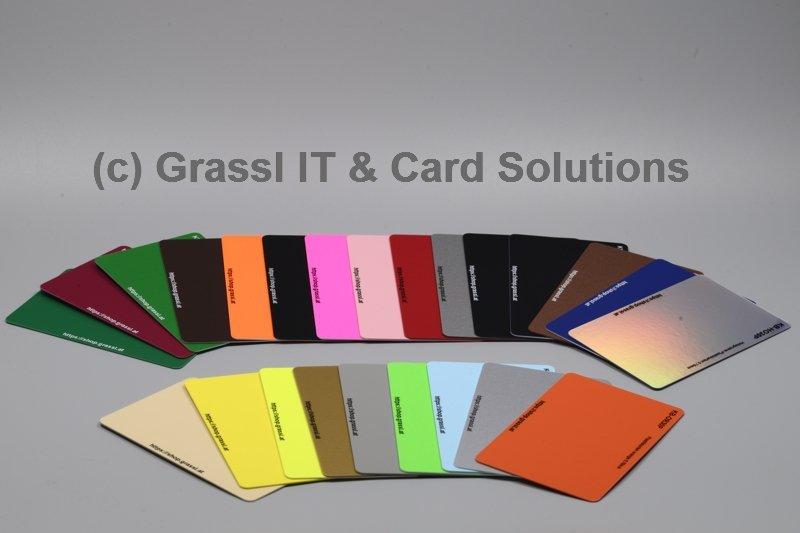 Muster - Karten SET 01