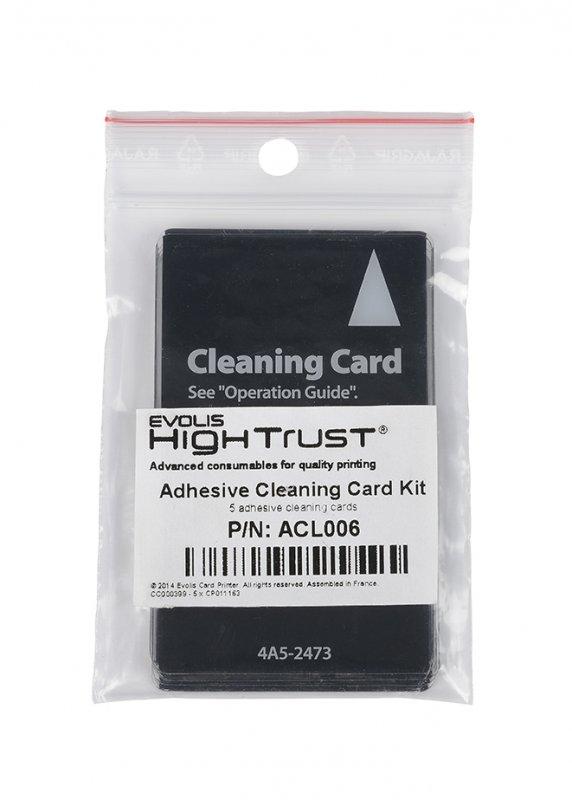 ACL006 - Reinigungskarten Avansia