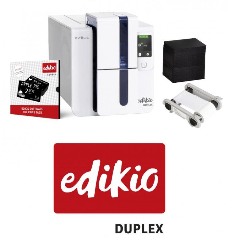 EDIKIO Duplex für Preisschilder