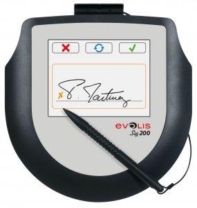 Unterschrifts-Pad 200 USB