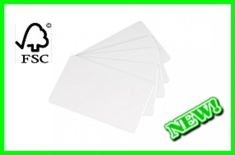 Evolis Kartonkarten CR80